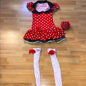 Minnie Mouse Women's Costume